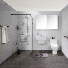 NEW 욕실리모델링 욕실패키지 블랙마블