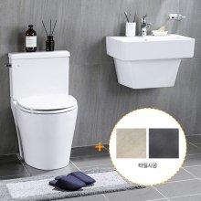 [행사특가]욕실 리모델링 - 로얄하프세트 B