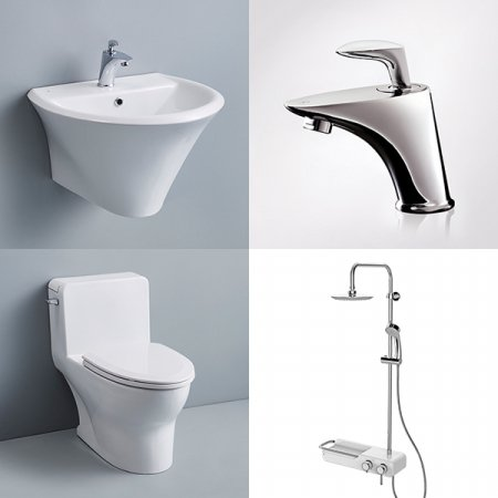 [행사특가]욕실리모델링 부분시공상품 로얄 L