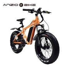 안지오바이크 E20+ 전기자전거 팻바이크 Orange_350W (고객직접조립)
