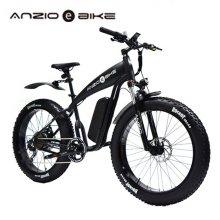 안지오바이크 E3+ 전기자전거 팻바이크 BLACK_350 (고객직접조립)