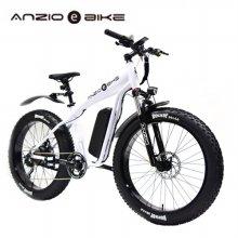 안지오바이크 E3+ 전기자전거 팻바이크 WHITE_350 (고객직접조립)