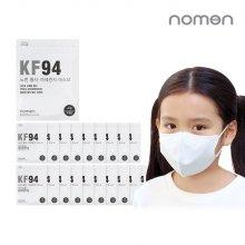 황사 소형 방역마스크 KF94(3매입) 20세트(총60개)