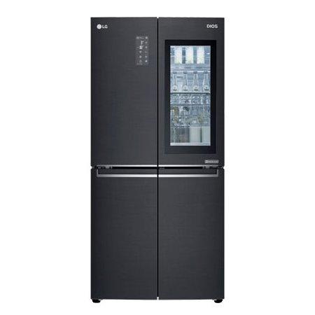 세미빌트인 4도어냉장고 F531MC75 [530L] 노크온 매직스페이스