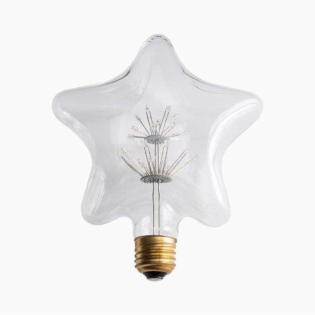 LED 별 눈꽃 전구 2W