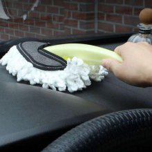 차량 실내용 탁월한 흡착성 극세사 먼지 털이개