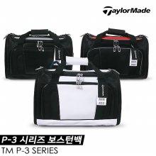 테일러메이드 P-3 시리즈 보스턴백 [3COLORS][남성용] 화이트:보스턴백