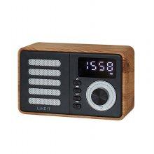 가성비&귀여움 Like IT 블루투스 레트로 스피커 EK-SPA50 / FM라디오, 스피커 가능