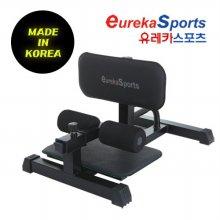유레카스포츠스쿼트머신,국네제작 홈쇼핑힛트상품_블랙