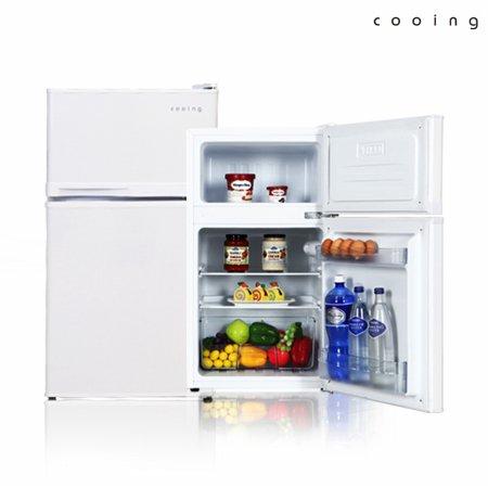투도어 냉장고 80L REF-087CNW