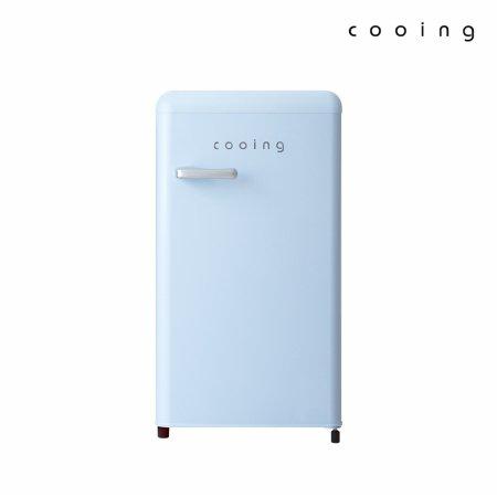 85L 유럽형 스타일리쉬 냉장고 (소라) / REF-90CNS