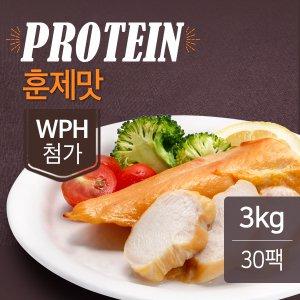 프로틴 훈제닭가슴살 훈제맛 100g x 30팩 (3kg) 30팩