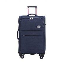 여행가방 여행용 소프트 24호 캐리어 A1381-24 네이비