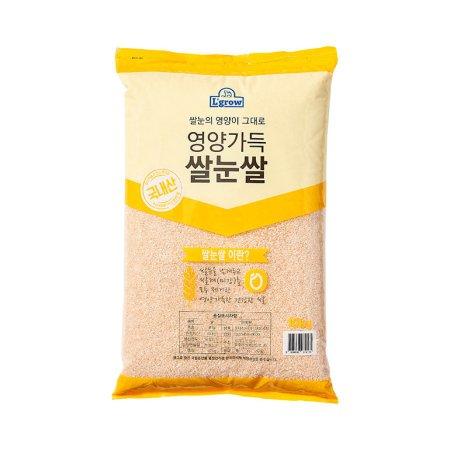 [18년산]L'grow 쌀눈쌀 10kg