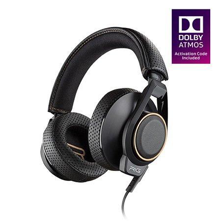 Hi-Fi 헤드셋 RIG600 [ 블랙 / 게임&음악감상 가능 ]