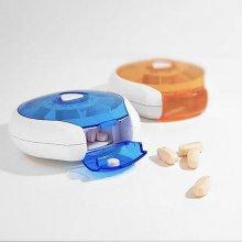 휴대용터치약통 휴대용 약케이스(2425A9)