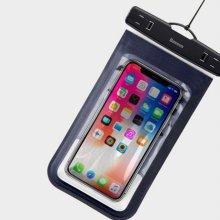 갤럭시 아이폰 방수팩 케이스(270D71) 블랙
