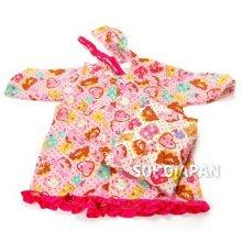 프린트 아동 비옷(도너츠) (W26E0E4) 100cm