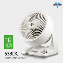 *최대혜택가* 보네이도 인기모델 533DC 써큘레이터 [미세한 속도 조절 / 공기 이동거리 21M / 상하 각도 조절]
