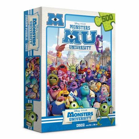 [Disney] 디즈니 몬스터 대학교 직소퍼즐(500피스/D502)