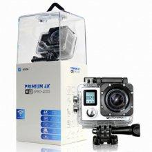 GPRO-4000 (기본 패키지) 방수카메라 액션캠 블랙