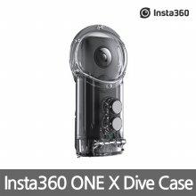Insta360 ONE X 방수 케이스 [ 방수 깊이 30m / 특수 제작 돔 렌즈 ]