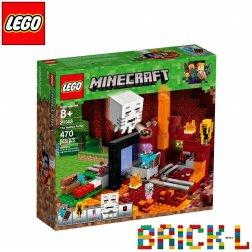 레고 21143 마인크래프트 네더 포털 BR