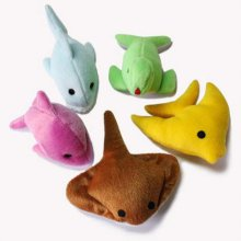 애견 장난감 바닐린향 물고기 시리즈 랜덤_0D5F97