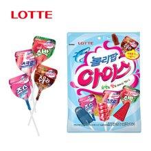 롤리팝아이스 막대사탕(15개입)X4봉
