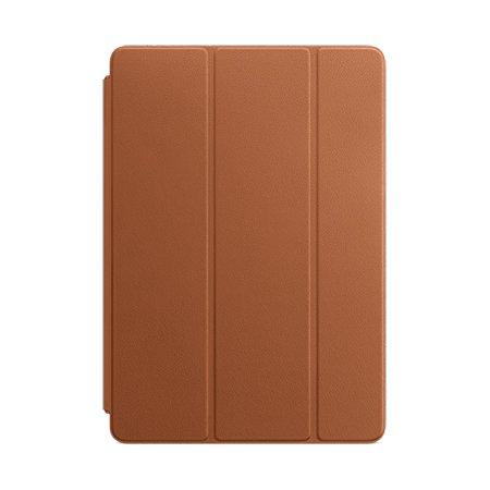 iPad 7세대(10.2형)|iPad Air(10.5형) 가죽 정품케이스 Smart Cover 스마트 커버 [새들브라운] MPU92FE/A