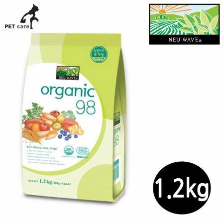 뉴웨이브 오가닉 98% 1.2kg_3365B3