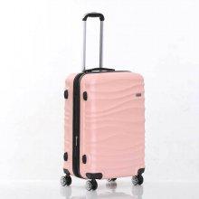 미치코런던 웨이브 피치 24 확장형 캐리어 여행가방