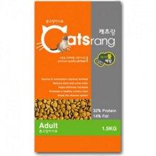 고양이밥 캣츠랑 어덜트 1.5kg_1A598C