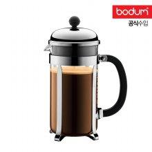 참보드 커피메이커 1.0L 크롬 BD1928-16