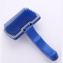(2개묶음)버튼식으로 털제거가 쉬운 애견브러쉬_29551A
