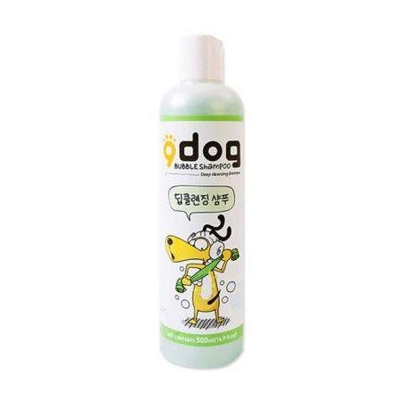 강아지  미용 딥클렌징 샴푸 500ml 1 EA_28E1EA