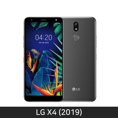 [자급제/공기계] LG X4 2019 [뉴플래티넘그레이][LM-X420N]