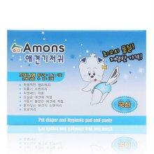 아몬스 패드 기저귀 초미니형10매 1EA_14A1CA