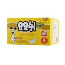 강아지 위생용품 기저귀 애견기저귀 2단계 10매 S_0CC1B2