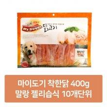 착한닭 400g 말랑 젤리 습식 10개단위_s3491CA