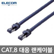 CAT.8 대응 랜케이블 1.0m