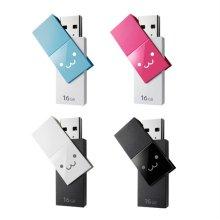 스윙타입 USB 3.0 메모리 16G 핑크