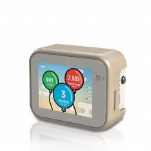 코아레스 미세먼지측정기 신제품 미세미세 S3