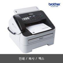 [10%할인쿠폰] 흑백 레이져 팩스[FAX-2840]