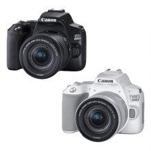[배터리+가방+16G메모리 증정] DSLR EOS-200D II [ 본체+18-55mm F4-5.6 IS STM  / 블랙 ]