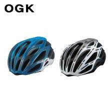 OGK 2019 울트라 라이트 헬멧 플레어 _네이비블루 SM