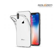1+1 투명 젤리 케이스 아이폰5/5S