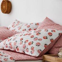 랑코 핑크 시어서커 여름 베개커버(50x70) 랑코 시어서커 베개커버(50x70)