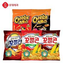 꼬깔콘 매콤달콤144gX6개