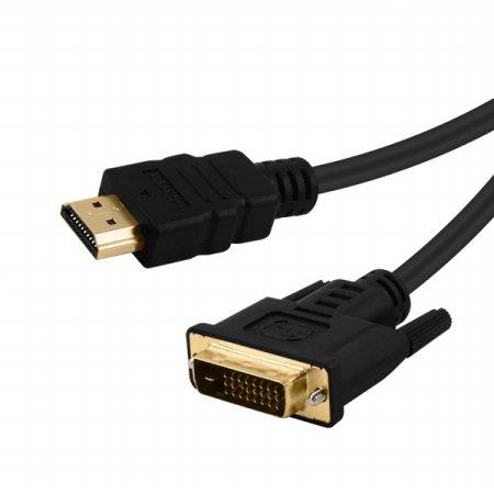 고품질 HDMI to DVI 변환 케이블 1.5M NEXT-12015HD4K